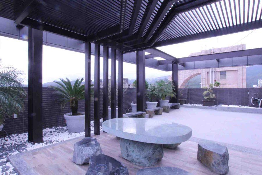 室內設計-屋頂露台 開啟綠意新生活