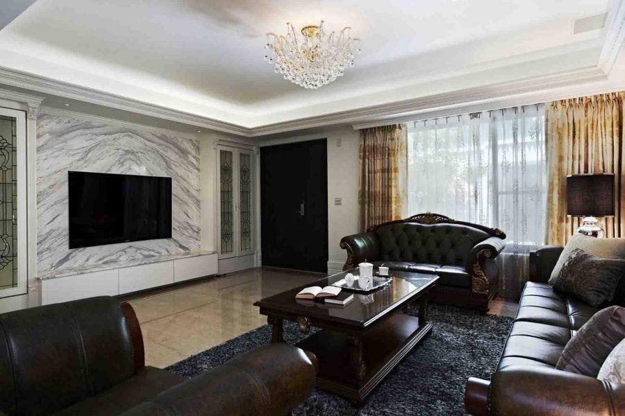 靈活運用系統家具改造居家客廳