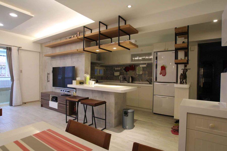系統家具創作專屬品味廚房